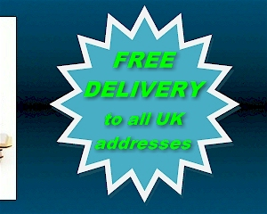 Free delivery to UK addresses